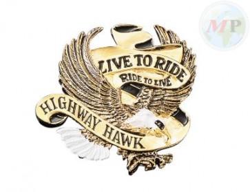01-561 Emblem Live To Ride Large
