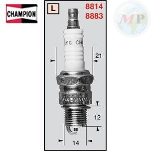 CC17130 CANDELA CHAMPION RL82YC OE064