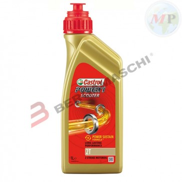 CA14E960 CASTROL POWER 1 SCOOTER 2T 1L