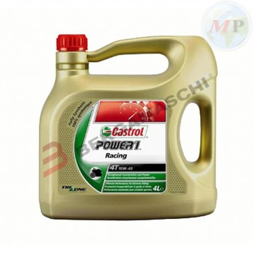 CA15043F CASTROL POWER 1 4T 10W-40 4L