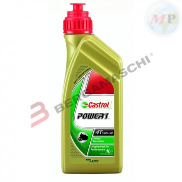CA15044D CASTROL POWER 1 4T 15W-50 1L