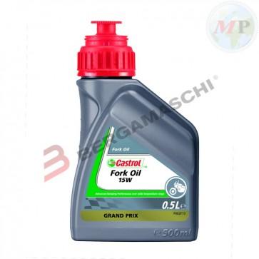 CA15199D CASTROL FORK OIL 15W 0,5L