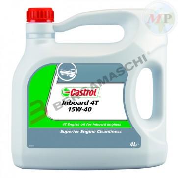 CA151A13 CASTROL INBOARD 4T 4L