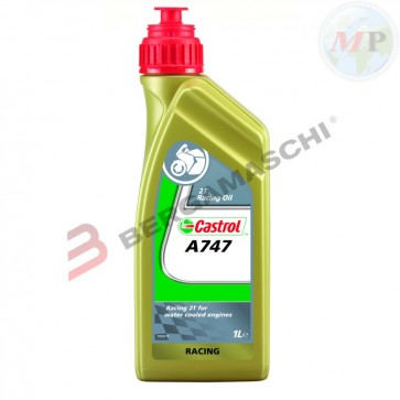 CA151A82 CASTROL OLIO RACING A747 1L