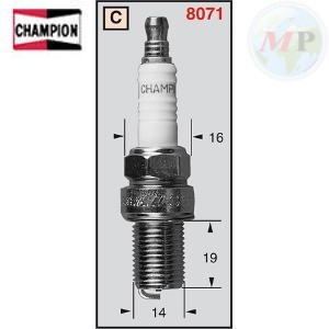 CC17016 CANDELA CHAMPION QC57C CCH1028