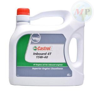 CA154F73 CASTROL INBOARD 4T 4L