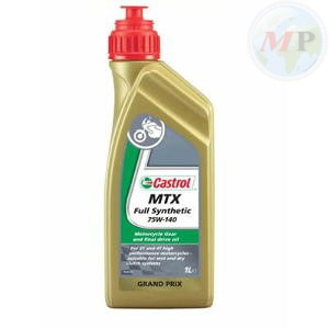 CA15519D CASTROL MTX FULL SYNTHETIC 75W-140 1L