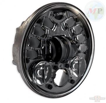 "CC890443 JW Speaker 8690A LED Adaptive 5 3/4"" Black"