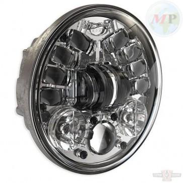 "CC890444 JW Speaker 8690A LED Adaptive 5 3/4"" Chrome"