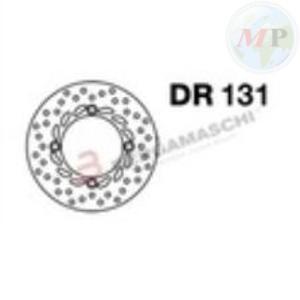 DR131 GRIMECA DISCO FRENO HONDA @-SH-DYLAN 125/150 ANT.