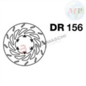 DR156 GRIMECA DISCO FRENO APRILIA PEGASO 650 ANT.