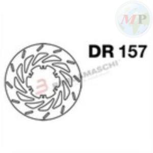 DR157 GRIMECA DISCO FRENO BMW F650GS 01-10 ANT.