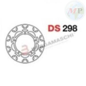 DS298 GRIMECA DISCO FRENO SP YAMAHA X-MAX 250; MAJESTY 400