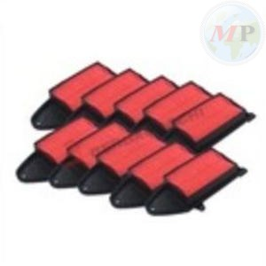 E175001010 SCATOLA 10PZ FILTRO ARIA KYMCO PEOPLE 125/150/200/S
