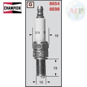 CC17010 CANDELA CHAMPION G54V CCH709