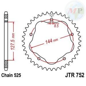 A51075245 CORONA JT 752 z45