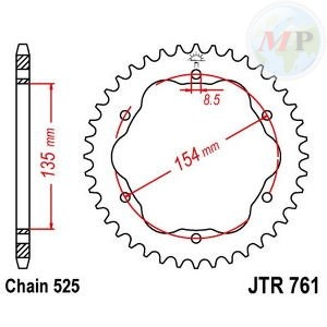 A51076143 CORONA JT 761 z43