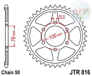 A51081643 CORONA JT 816 z43