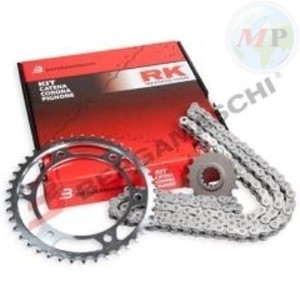 K81739 KIT CATENA KTM DUKE 125 14-16
