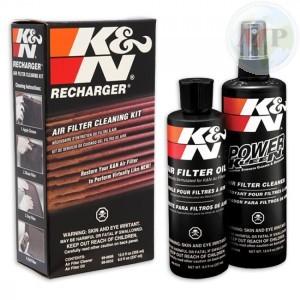 EM995050KN KIT di pulizia K&N per filtri lavabili