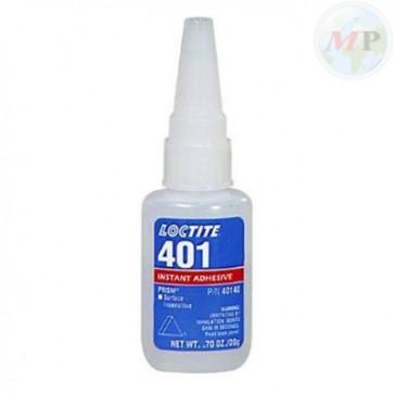 H10004010 LOCTITE ADESIVO ISTANTANEO 401