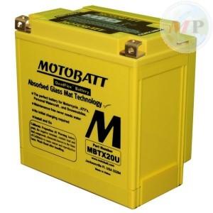 E06026 BATTERIA MOTOBATT MBTX20U
