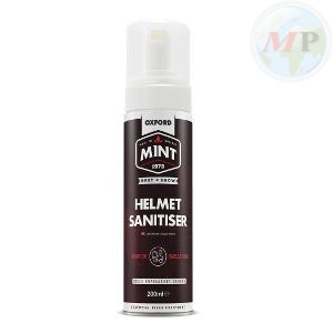 C800222 OXFORD MINT HELMET SANITISER FOAM 200ML