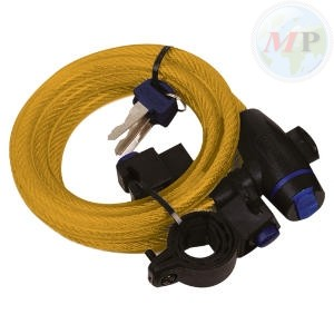 C800291 OXFORD CAVO CABLE LOCK ORO