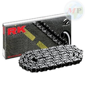 K520GXW12009 CATENA RK 520GXW BLACK SCALE 120 MAGLIE CLF