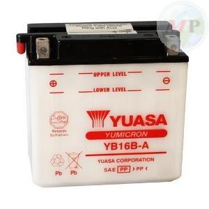 E01097 BATTERIA YUASA YB16B-A
