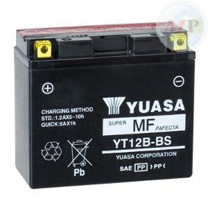 E01130 BATTERIA YUASA YT12B-BS C/ACIDO