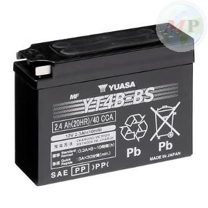E01133 BATTERIA YUASA YT4B-BS C/ACIDO