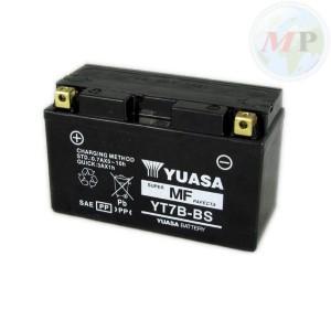 E01134 BATTERIA YUASA YT7B-BS C/ACIDO