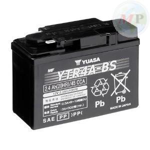 E01137 BATTERIA YUASA YTR4A-BS C/ACIDO
