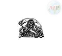 01-323 Emblem Grim Reaper Small