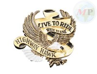 01-561 Emblem Live To Ride Large