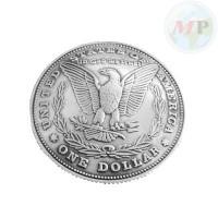 05-021 1 Dollar Emblem with Screw