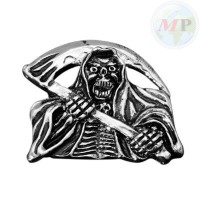 05-323 Emblem with Nut Grim Reaper
