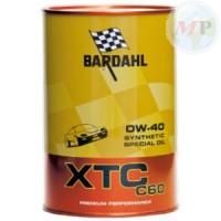 300040 BARDAHL XTC C60 0W-40 24X1L