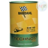314040 BARDAHL TECHNOS C60 5W-40 24X1L