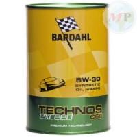 322040 BARDAHL TECHNOS C60 EXCEED 5W-30 24X1L