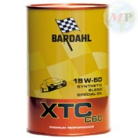 324040 BARDAHL XTC C60 15W-50 24X1L