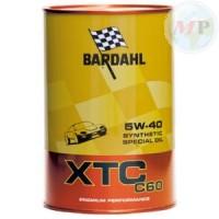 334040 BARDAHL XTC C60 5W-40 24X1L