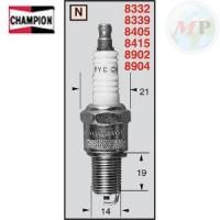 CC17074 CANDELA CHAMPION N9YC OE001