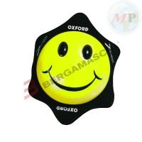 C60002655 COPPIA SAPONETTE SMILER GIALLA OXFORD