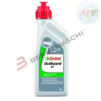 CA151A16 CASTROL OUTBOARD 2T 1L