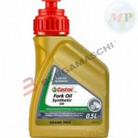 CA151AC6 CASTROL SYNTHETIC FORK OIL 5W 0,5L