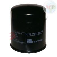 E1717105 HIFLO FILTRO OLIO HARLEY-DAVIDSON/BUELL NERO