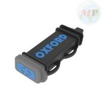 C6001110 PRESA USB OXFORD IMPERMEABILE CON CONNETTORE SAE 2.1A
