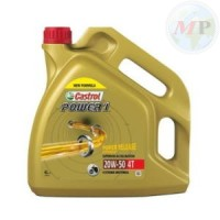 CA15049B CASTROL POWER 1 4T 20W-50 4L